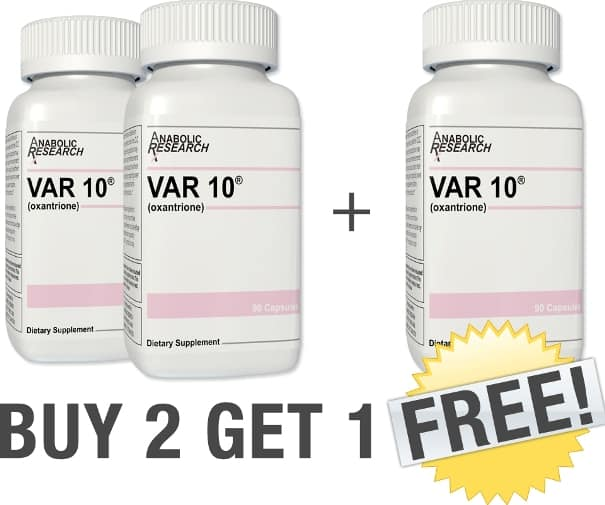 Buy Var 10 Lean Mass