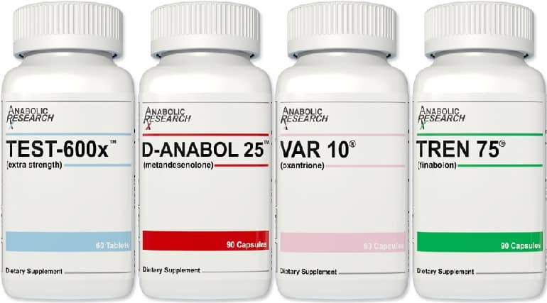 ANABOLICS.COM - Strength Stack